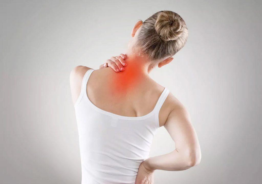 Bóle kręgosłupa szyjnego – objawy
